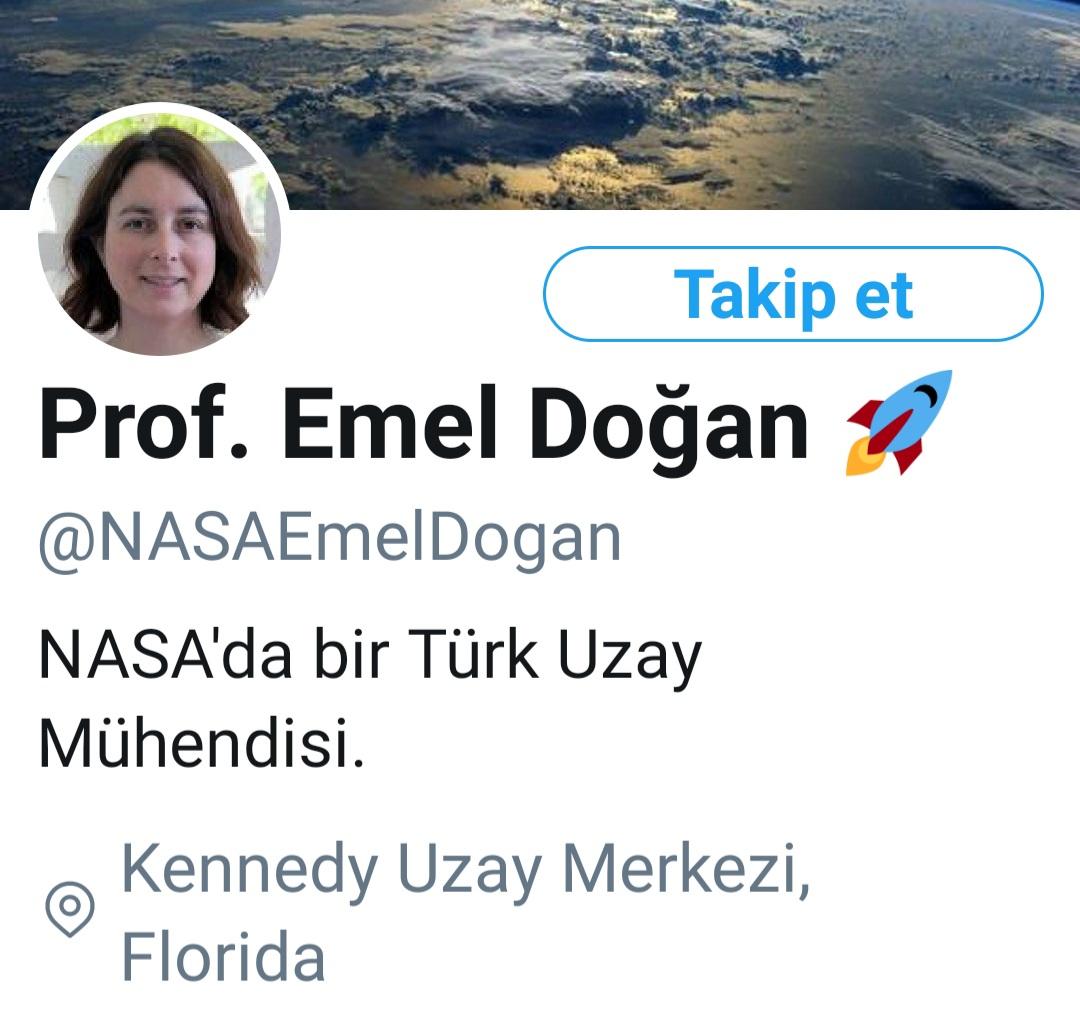 """Ben yazınca, """"NASA'daki bir Türk""""ü sildi, fotoğrafını değiştirdi"""
